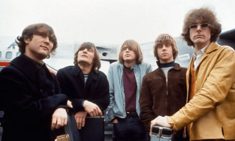 The hilarious reason David Crosby was fired from The Byrds