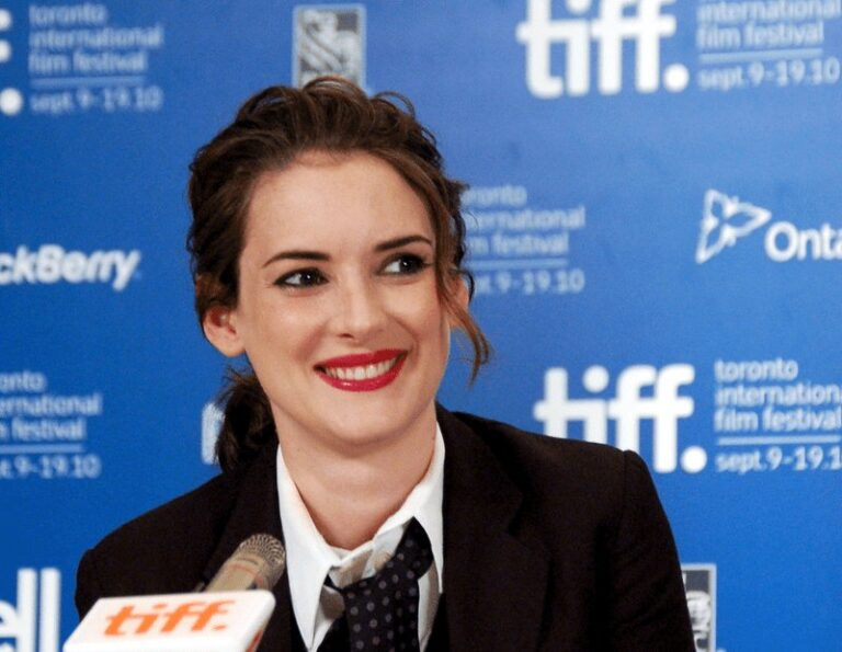 "Winona Ryder once lost a film role because she looked ""too Jewish"""