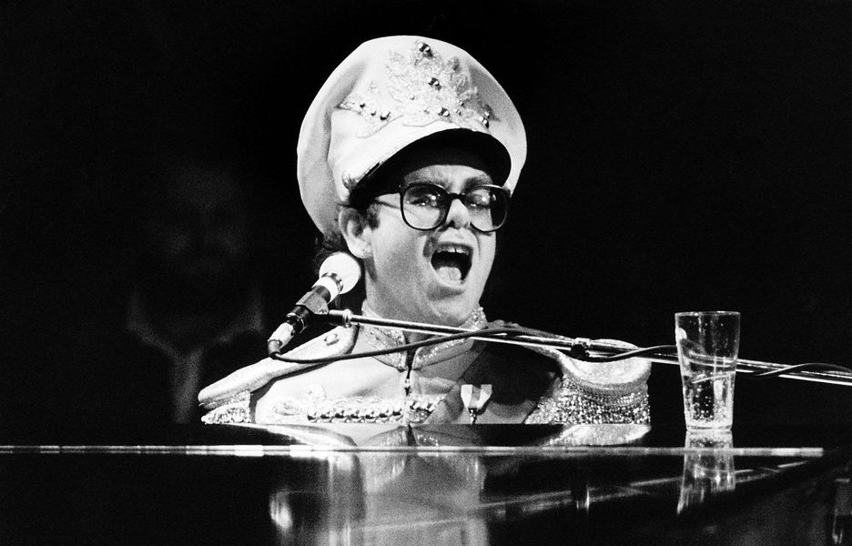The Story Behind the Song: How Elton John's classic 'Rocket Man' was created