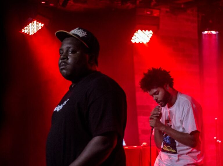 Jordan Groggs, Injury Reserve rapper, has died aged 32