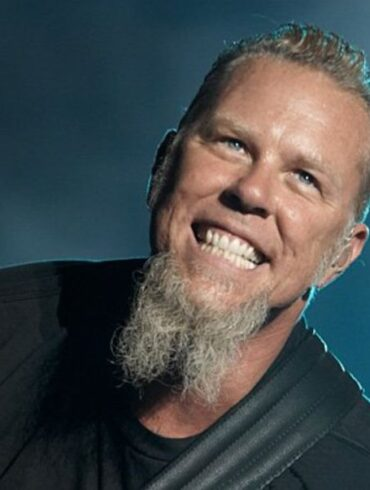 Remembering the night James Hetfield caught fire on stage
