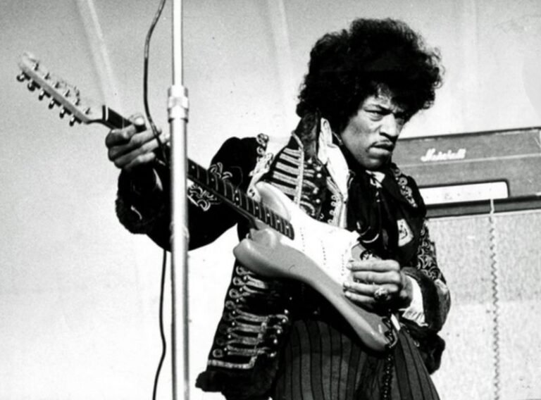 Revisit one of Jimi Hendrix's finest performances