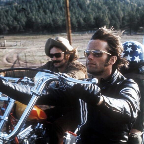 Revisiting Dennis Hopper's 1969 counter-culture classic 'Easy Rider'