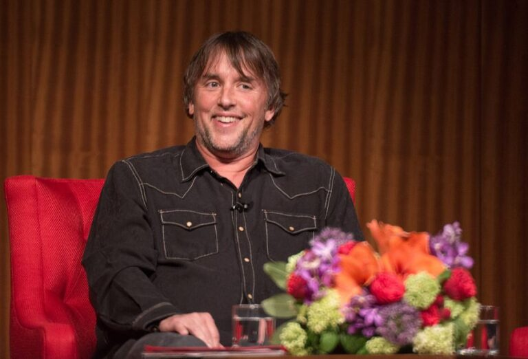 Richard Linklater's new animated film is heading to Netflix