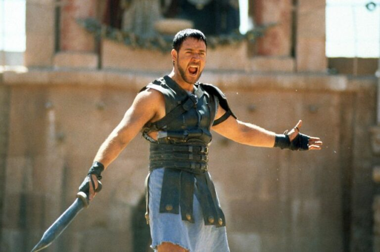 Russell Crowe reveals he felt guilty about his 'Gladiator' Oscar win