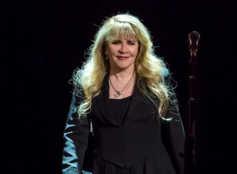 Stevie Nicks wants you to stay inside