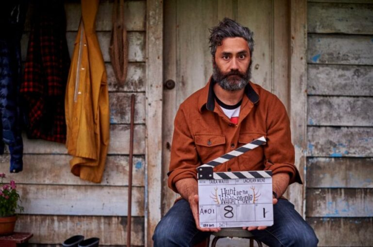 Taika Waititi's crucial advice for writers and film directors
