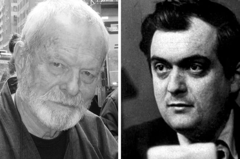 Terry Gilliam is adapting a long-lost Stanley Kubrick film idea