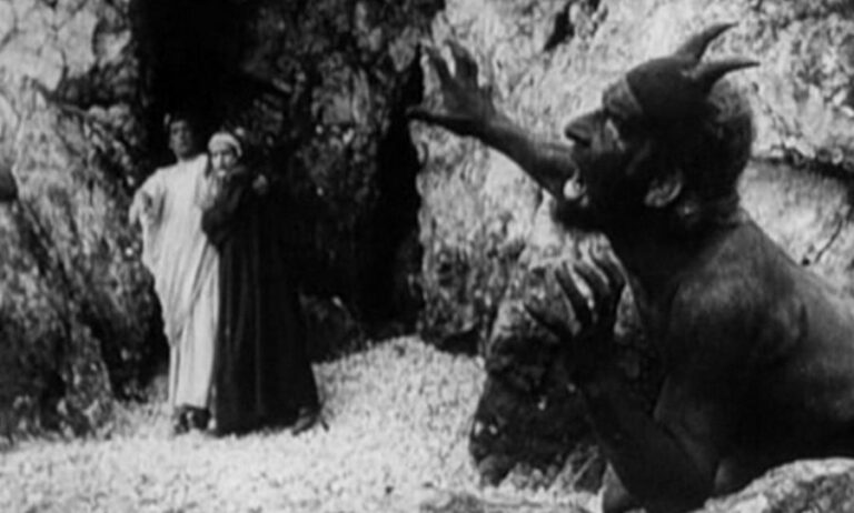 Watch 1911 Italian film 'L'Inferno', one of the first-ever feature films created