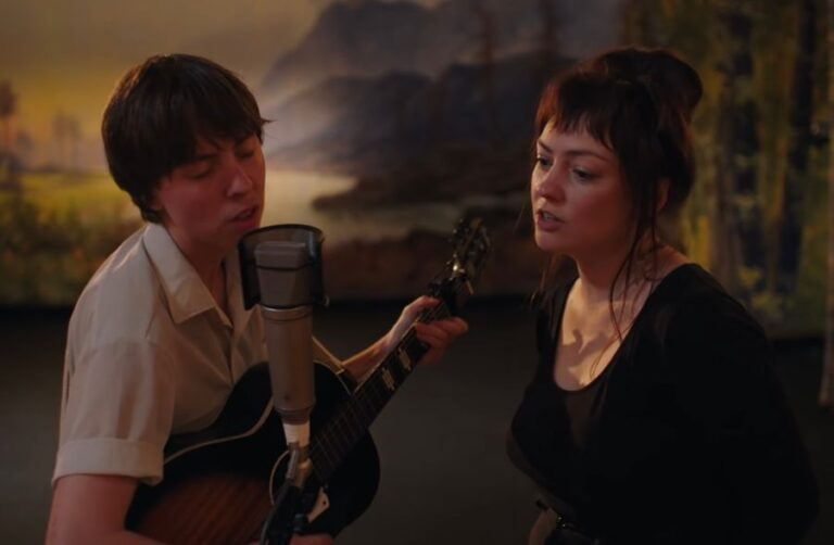 Watch Angel Olsen and Hand Habits cover Tom Petty song 'Walls'