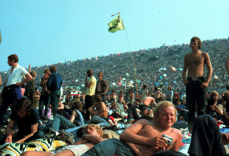 Isle Of Wight Festival 1970 Britain S Answer To Woodstock