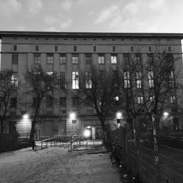 Berghain to exhibit art by Wolfgang Tillmans, Olafur Eliasson and more