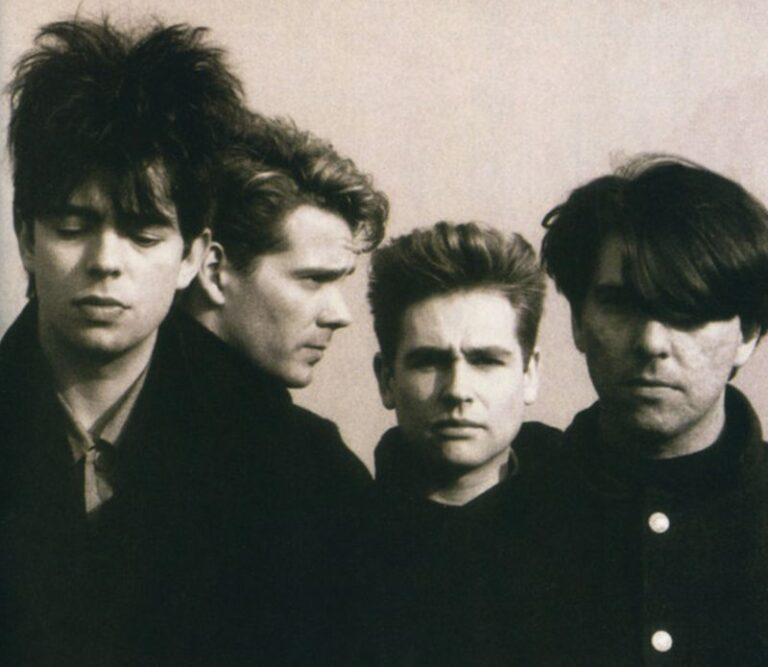 Echo and the Bunnymen's cosmic cover The Beatles song 'Ticket to Ride'