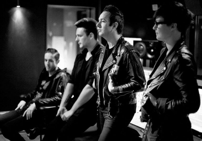 Glasvegas are working on their first new music in seven years