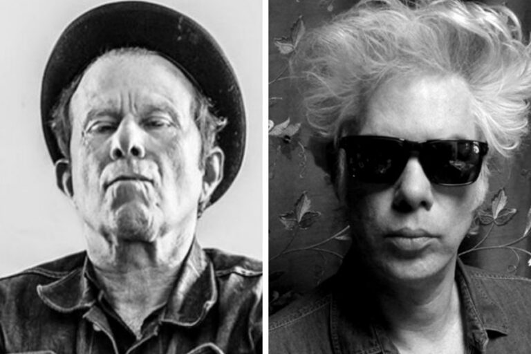 Jim Jarmusch rare 'The Garage Tapes' featuring Tom Waits