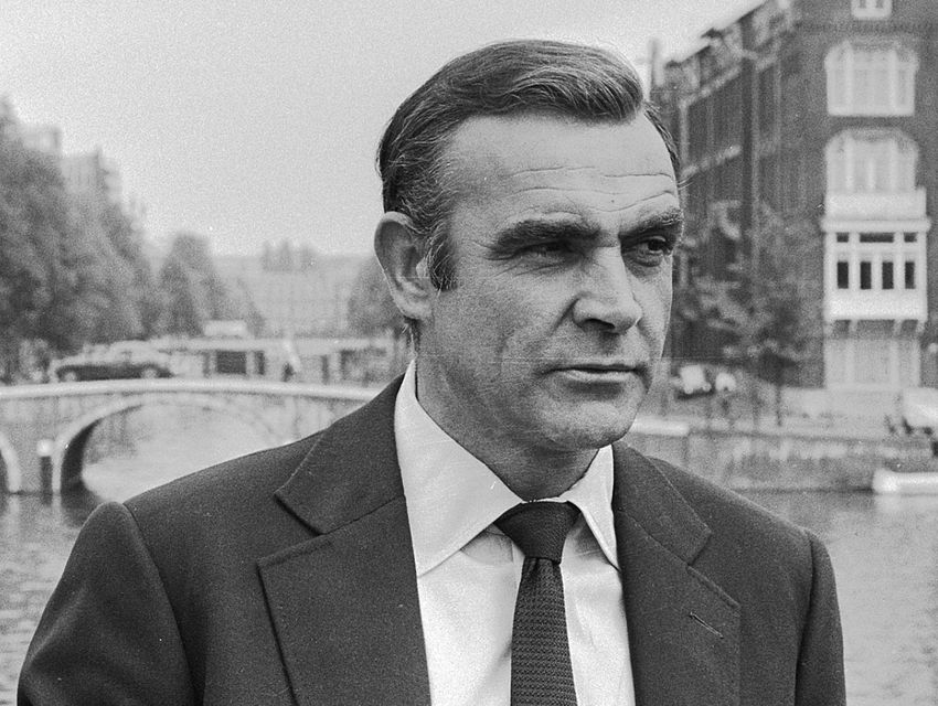 Sean Connery Far Out Magazine UK Image One