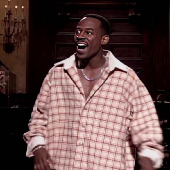 "The ""grotesque"" reason Martin Lawrence was permanently banned from Saturday Night Live"