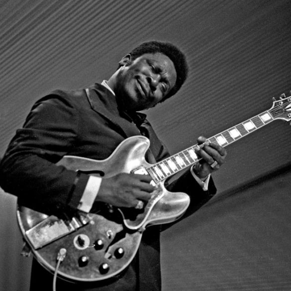 B.B. King said this was his greatest live performance ever