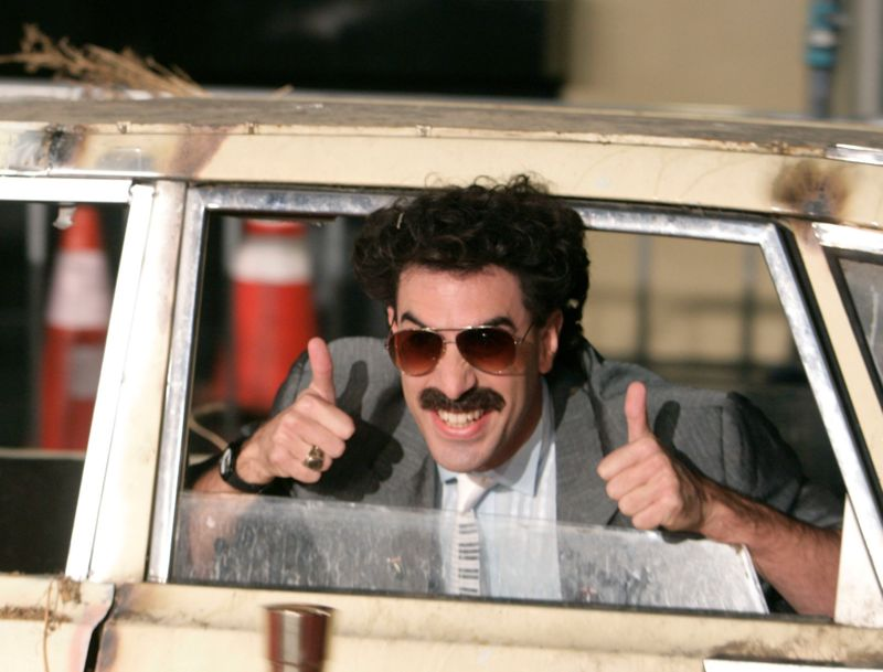 'Borat 2' to premiere on Amazon Prime before US election