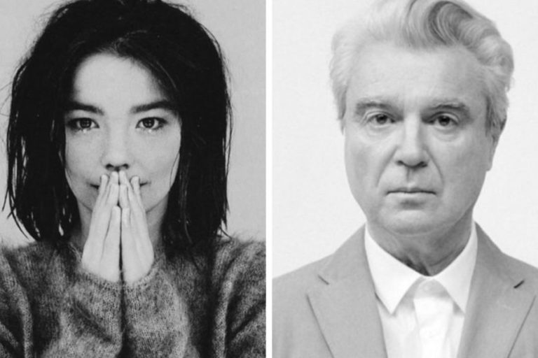 """David Byrne on the """"mind-blowing"""" influence of Björk"""