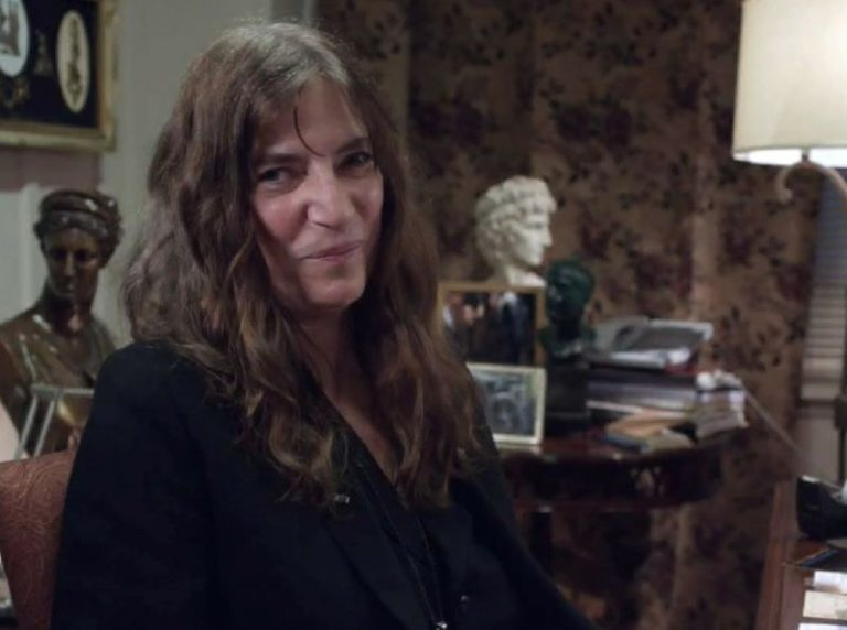 Revisit the moment Patti Smith made her acting debut by appearing on 'Law and Order'