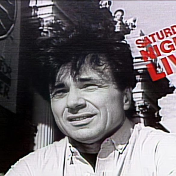 The act of disrespect which resulted in Robert Blake being banned from SNL for life