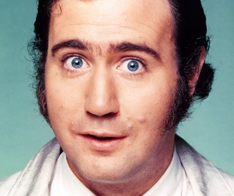 The tragic reason Andy Kaufman was banned from Saturday Night Live