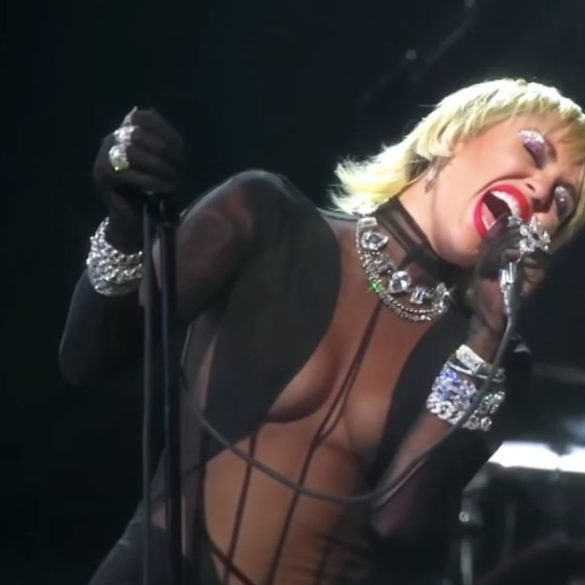 Watch Miley Cyrus cover of Blondie song 'Heart of Glass'