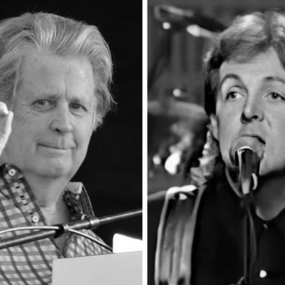 Watch Paul McCartney and Brian Wilson join forces to perform 'God Only Knows'