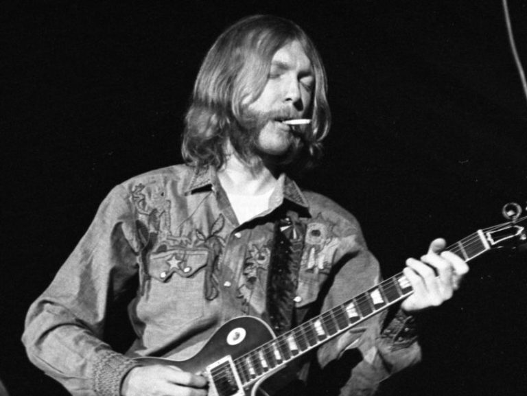 Duane Allman's 6 greatest guitar solos of all time