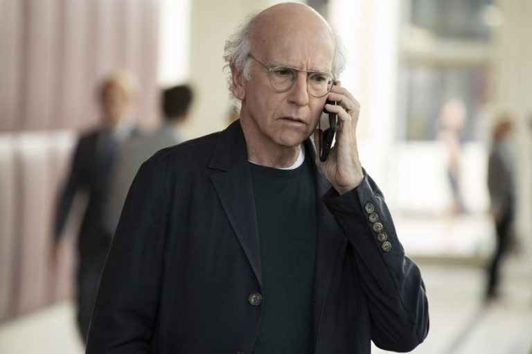 Larry David names his favourite ever episode of 'Seinfeld'