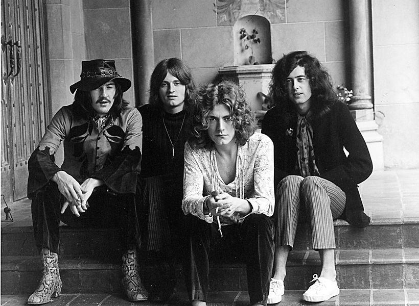 Image of article '5 isolated bass tracks that prove Led Zeppelin member John Paul Jones' genius'
