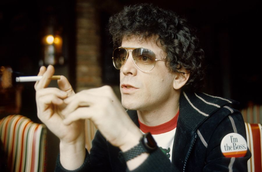 From John Lennon to Bob Dylan: Lou Reed's 10 favourite albums of all time