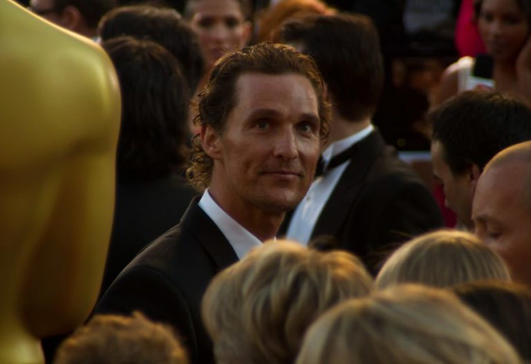 Matthew McConaughey opens up about being blackmailed and sexually abused