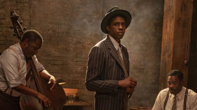 Netflix shares the trailer for Chadwick Boseman's final film role 'Ma Rainey's Black Bottom'