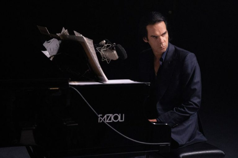 Nick Cave shares new video of unreleased track 'Euthanasia