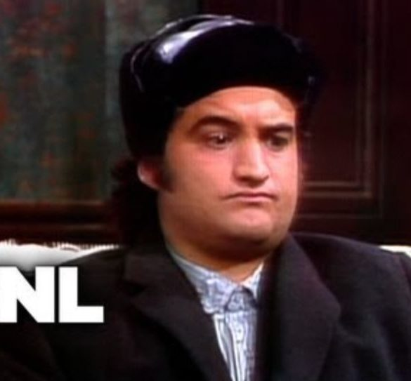 Revisit the first-ever sketch on Saturday Night Live, 1975