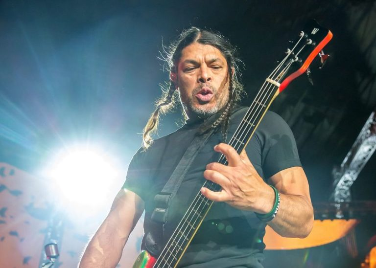 From Black Sabbath to Queen: Metallica bassist Robert Trujillo's favourite songs of all time