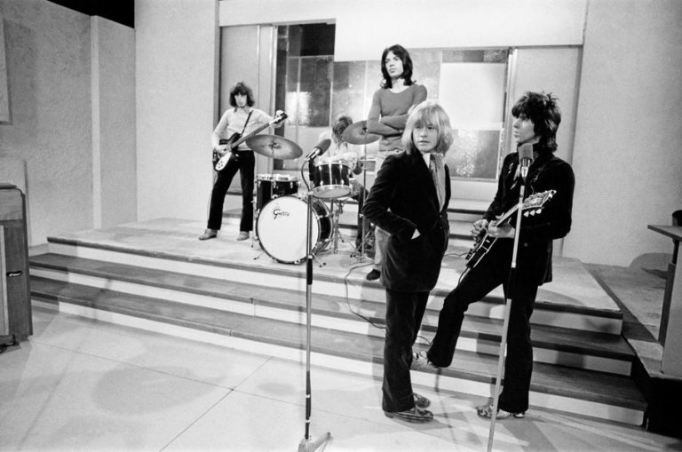 Listen to rare heartbreaking Rolling Stones demo of 'No Expectations'