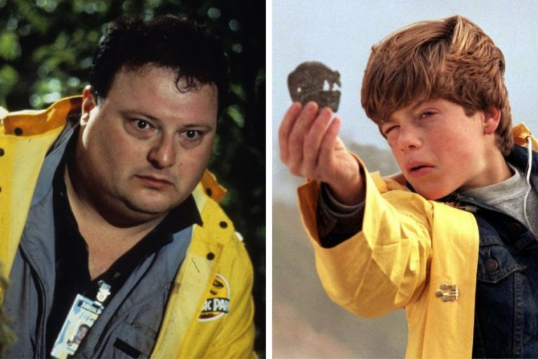 The bizarre link between 'Jurassic Park' and 'The Goonies'