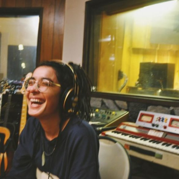 Warpaint's Jenny Lee shares cover of Daniel Johnston song 'Some Things Last A Long Time'