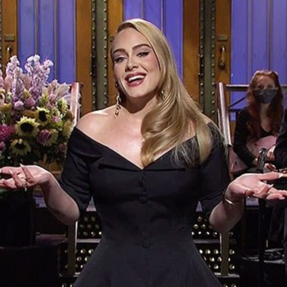 Watch Adele's performance as the host of 'Saturday Night Live'