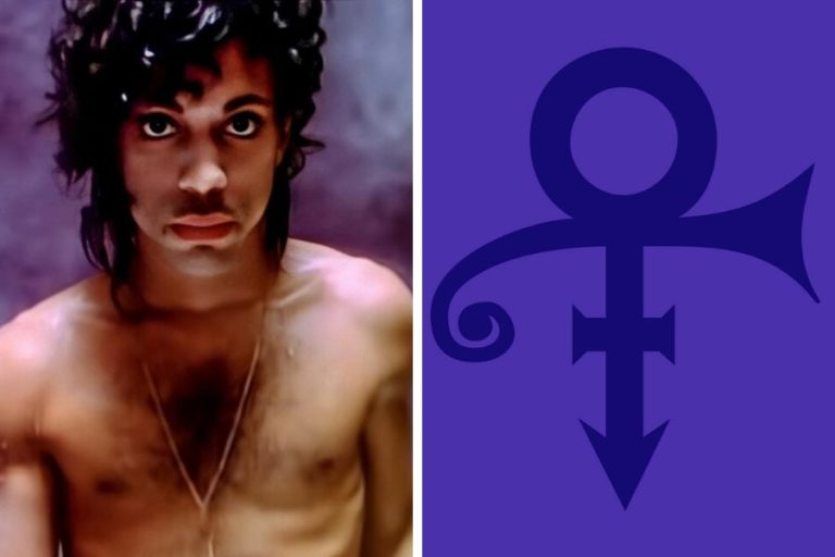 Why Prince changed his name to a symbol