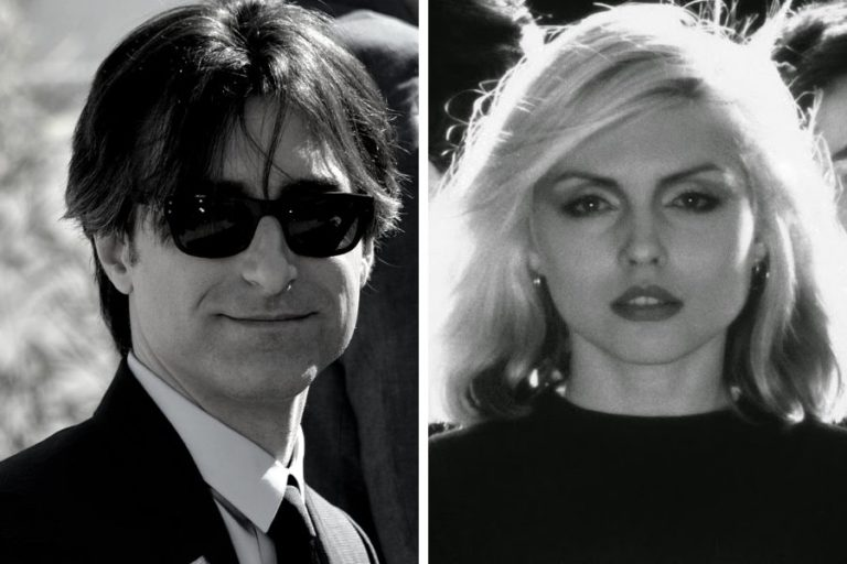 How Blondie and Debbie Harry inspired director Noah Baumbach