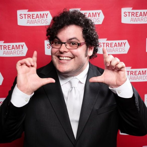 Josh Gad has names his 5 favourite films