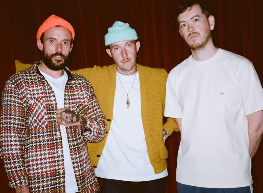 Interview: Slaves side-project Larry Pink The Human