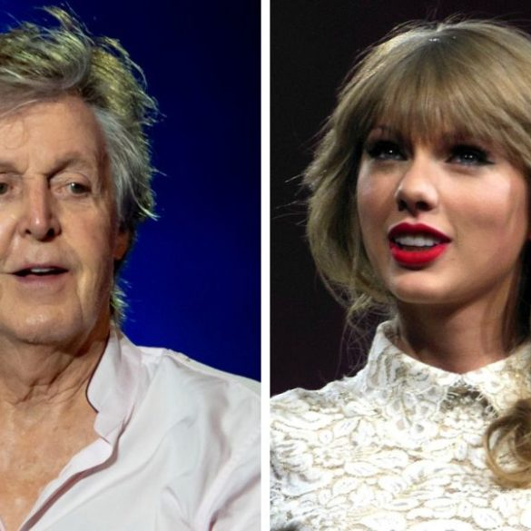Paul McCartney reveals Taylor Swift Glastonbury collaboration plans