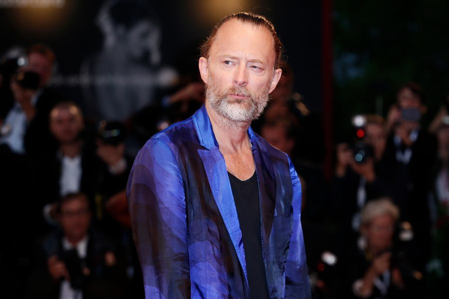 The first album Thom Yorke ever bought is pretty embarrassing