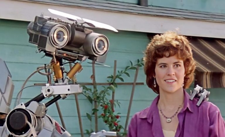 The 1980s sci-fi film film 'Short Circuit' is being remade