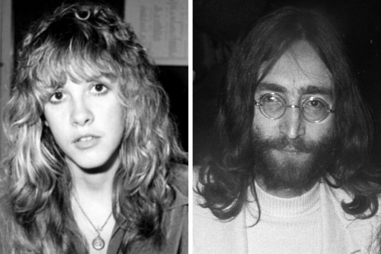 The song Stevie Nicks wrote about the death of John Lennon
